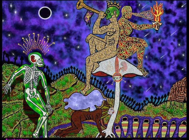 Shamaanit evoluutioteorian näkökulmasta