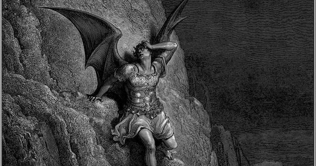 Kadotettu Paratiisi – Saatanan puhe KirjastaIV